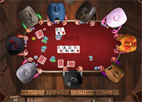 Governor of poker en flash et gratuit