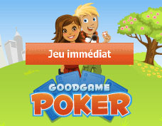Jeu de poker gratuit good game poker